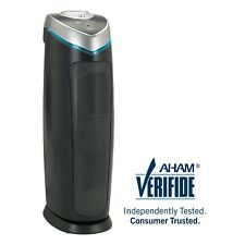 GermGuardian RAC4825 3-in-1 Air Purifier with True HEPA Filter and UVC, Refurb