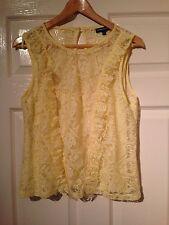 Warehouse Waist Lace Tops & Shirts for Women