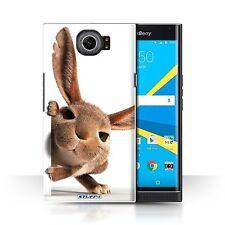 STUFF4 Back Case/Cover/Skin for BlackBerry Priv/Funny Animals