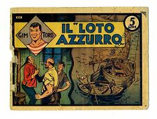 GIM TORO # IL LOTO AZZURRO # Lire 5