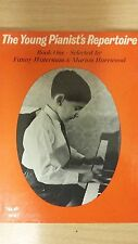 The Young Pianist's Repetoire: Book 1: Waterman and Harewood: Music Score (B3)