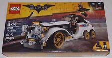 LEGO The BATMAN Movie THE PENGUIN ARCTIC ROLLER 70911 rolls royce