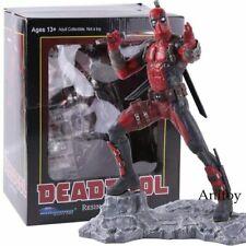 Diamond Select Toys Marvel Premier Collection Deadpool Resin Statue Figure Toy