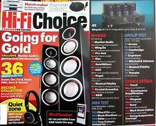 HI-FI CHOICE ARCAM FMJ39  ASTELL & KERN MONITOR AUDIO GOLD 200 MING DA MC34A