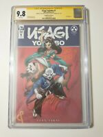 Usagi Yojimbo #1 J Scott Campbell Variant CGC 9.8 SS 2x Campbell and Sakai