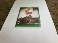 Evil Within (Microsoft Xbox One, 2014) new