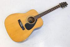 1970s YAMAHA FG-150J Acoustic Guitar Black Label Made in Japan Free Ship 388v10