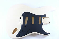 Unfinished Basswood Strat Strat Stratocaster body Fits Fender neck P152
