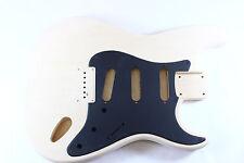 Unfinished Basswood Strat Strat Stratocaster body Fits Fender neck P152