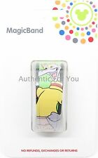 NEW Disney World Parks Retro Figment Epcot Dragon Magic Band Green MagicBand