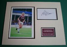 M Signed Premiership Player/Club Football Cards