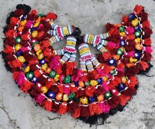Kuchi Afghan Wall Hanging Tribal Vintage Handmade Decor Authentic Craft Lot