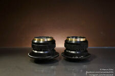 Carl Zeiss TEVIDON 25/1.4 rebuilt to micro 4/3 mount with infinity focus!