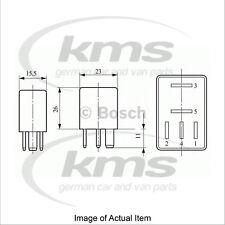 NEW Genuine Bosch Glow Heater Plug Control Unit 0 332 201 107 Top German Quality