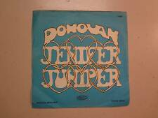 "DONOVAN:Jennifer Juniper(Sung In Italian)-Mellow Yellow-Italy 7"" Epic 5-9958 ASL"