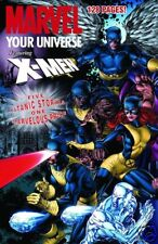 Marvel Your Universe #1 X-Men Ghost Rider Nova Comic