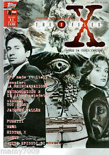 THE X-FILES=LA RIVISTA DEL FANTASTICO E DEL MISTERO=N°6 3/1996
