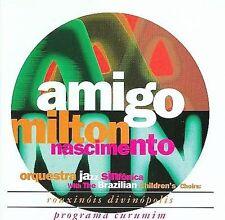 Amigo by Milton Nascimento (CD, Jun-1996, Warner Bros.) JZ1047