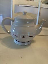 Longaberger Pottery Teapot