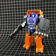 Transformers Kingdom HUFFER Complete War For Cybertron Deluxe