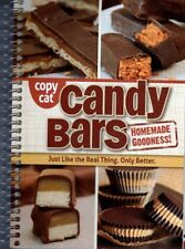 Copycat Candy Bars Just Like the Real Thing Only Better recipe cookbook copy cat