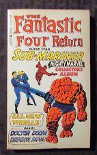 1967 FANTASTIC FOUR RETURN Lancer Paperback 72-169 FN- 6.5 Sub-Mariner