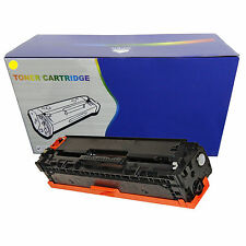 1 Yellow non-OEM 125A Toner for HP LJ CM1300 CM1312 CM1312N CM1312NFI CP1215