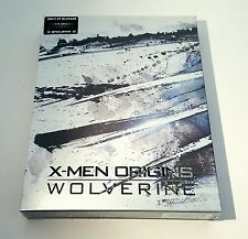 X-MEN ORIGINS WOLVERINE Blu-ray STEELBOOK FULLSLIP [ONLY AT BLUFANS] REGION FREE