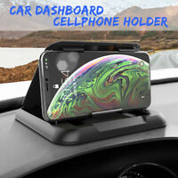 Universal Car Dashboard Holder Desktop Mount Cradle Adjustable For Phone GPS  *