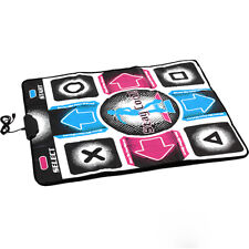 USB Dancing Mat Non Slip For Wii PC Video Games Gaming DDR Dance Pad Revolution
