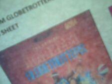 HARLEM GLOBETROTTERS - 2014 TOUR -  VIP Badge details - COPY