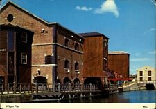 Wigan Pier - Old Postcard - Unposted