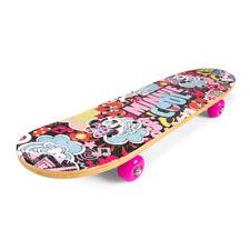 Skateboard Deck Funboard Holzboard Komplett Kinder 61cm Holz Minnie Mouse Disney