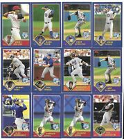 Lot Of 45 2003 Topps Opening Day Get A Hit Mini Cards Unscratched Ken Griffey Jr