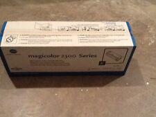 NEW Genuine Konica Minolta QMS 2300 2300W 2300DL 2350 HY Toner Black 1710517-005