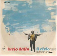 """LUCIO DALLA IL CIELO / 1999  7"""" 45 GIRI"""
