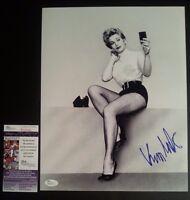 "KIM NOVAK Authentic Hand-Signed ""VERTIGO"" 11x14 Photo  B (EXACT PROOF) (JSA COA)"