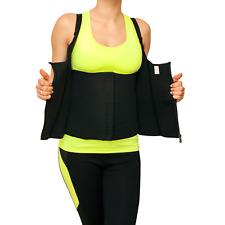 Sweat Vest Slimming weightloss/ Shapewear Adjustable Neoprene Underwear 4 women