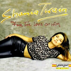 Twain, Shania - For the Love of Him - Twain, Shania CD QCVG The Cheap Fast Free
