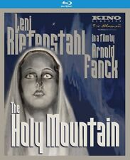 The Holy Mountain [New Blu-ray]