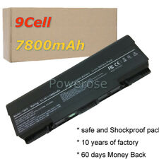 9 Cell Battery for Dell Inspiron 1720 1721 1521 1520 Vostro 1700 1500 312-0513
