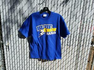 BLUE CREW BAND T-Shirt Possibly San Diego Los Angeles Chargers Used M