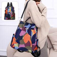 Womens Backpack Waterproof Cloth Ladies Rucksack Shoulder Bag Travel College