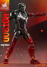 Hot Toys Sideshow Exclusive IRON MAN MARK 22 XXII HOT ROD 1/6 Scale MMS272 D08