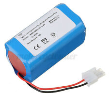 2800mAh Battery Replace For Ilife A4 A4S A6 V7 V7S Pro X620 Robot Vacuum  J