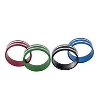 4/8pcs 10mm Fork Washer Stem Spacers Bicycle Headset Washer Raise Handlebar sp