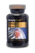 Antiflame antiinflamatorio -120 Cápsulas - Suplemento de calidad