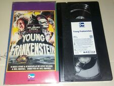 Young Frankensein Vhs Key Video Release In Great Condition Tape Plays A+