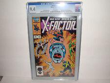X-Factor #6 CGC 9.4  1st Full Appearance Of Apocalypse  X-men Movie