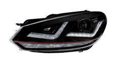 LEDriving ® XENARC ® GOLF 6 VI GTI EDITION fari allo xeno luce di marcia diurna LED